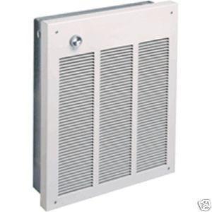 Electric Fan Forced Wall Mounted Heater Qmark LFK304 5