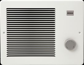 2000W 240 Volt Electric Wall Space Heater Surface Mount