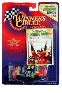Gordon 24 Million Dollar Bonus Car Chevrolet Monte Carlo Dupont