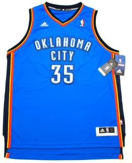 NBA Adidas Oklahoma City Thunder Kevin Durant Youth 2012 Stitched