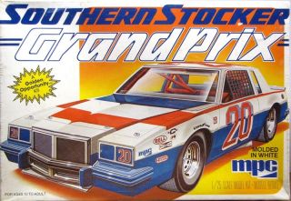 MPC Pontiac Grand Prix Southern Stocker 3 Earnhardt 27 Richmond Decals