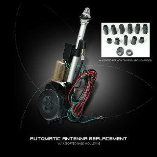 Power Antenna Mast Kit Am FM Radio Diamante Eclipse Mirage Lancer