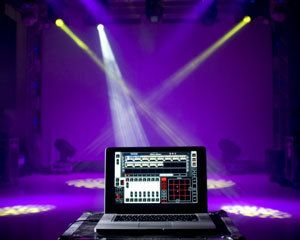 Elation Emulation Pro USB DMX Mac PC Lighting Software