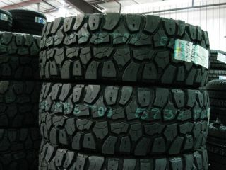 NEW LT 285 75 16 Eldorado Sport MTZ Mud Tires R16 LRD 8 Ply Made in