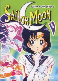 Sailor Moon Super s Uncut Season 4 DVD Box Set English