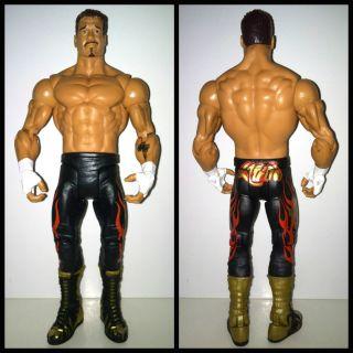 WWE Mattel Eddie Guerrero Papi Latino Heat Wrestling Action Figure WWF