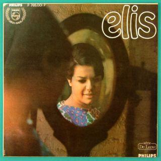 LP Elis Regina 1966 Bossa Nova Samba Folk Mono Brazil