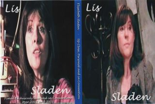Doctor Who Elisabeth Sladen Up Close Personal and in Convention DVD