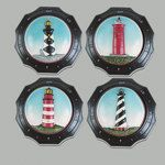 Electric Stove Knobs Home Kitchen Decor Lighthouse New Clementine