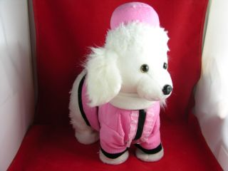 Dancing and Singing Toy Dog