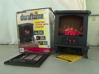 wholesale pallets duraflame 450 series 400 sq ft electric stove