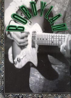 Bob Dylan 2006 Modern Times Tour Concert Program Book