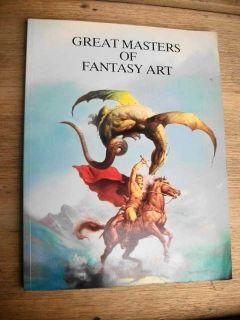 Great Masters of FANTASY ART Eckart Sackmann SC