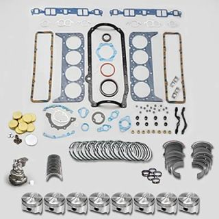 Federal Mogul Economy Engine Rebuild Kit SBC 305 Stock Bore Rod Main