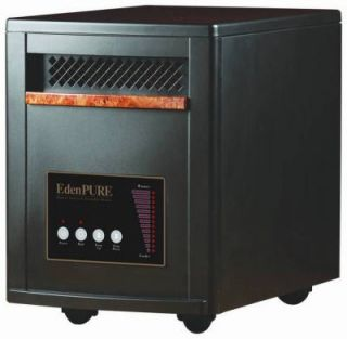 Resource Partners A4136 Rtl Edenpure Quartz Infrared Heater