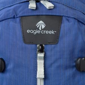 Eagle Creek Wit Black Backpack School Hiking Travel New $70