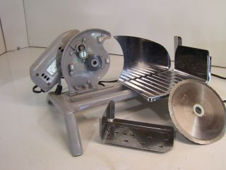 Rival Electric Food Slicer Model 110 8