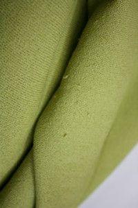 Eileen Fisher Woman Green Sweater 1x 2X Viscose Open Front Long
