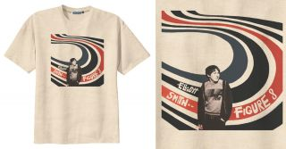 RETRO MEMORIAL ELLIOTT SMITH FIGURE 8 ROCK T Shirt Tee Vintage Look