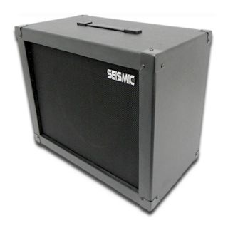 12 Guitar Speaker Cabinet Empty 1x12 Cab Black Tolex