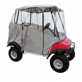 Sided Lightweight Drivable Nylon Golf Cart Enclosure