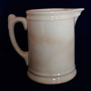 VINTAGE 1923 VITREOUS PITCHER By EDWIN M. KNOWLES CHINA CO. ~ PITCHER