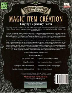 Encyclopaedia Arcane RPG Battle Dragon Magic Eldritch