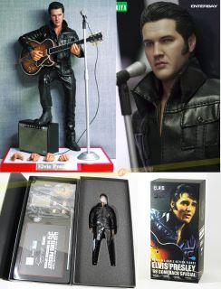 Elvis Presley 68 Comeback Special ARTFX Figure Statue Enterbay