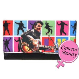 Elvis Presley Celebrity Signature Product Bucket Hobo Bag Handbag