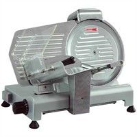 Electric Meat Slicer 10 250mm Semi Automatic Butchers Deli Food New