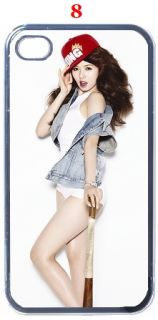 4MINUTE K Pop Fans iPhone 4 4S Hard Case Assorted Style