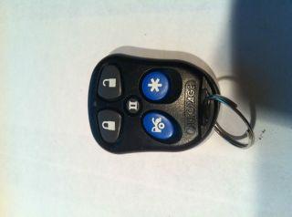 Autopage Keyless Entry Remote