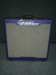 Buddy Guy Chicago Blues Box PROTOTYPE Session 4x10 Bassman Amplifier