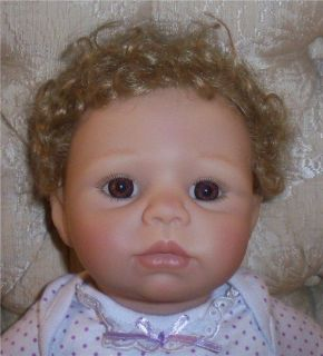 adorable lee middleton doll baby emilia comes with tummy plate