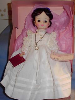 1989 Madame Alexander Emily Dickinson Doll