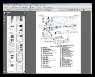 Tractor Ebro 155E 160E 470 684E Manual de Taller Manual de Reparacion
