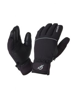 Sealskinz Waterproof Windproof Winter Horse Riding Gloves Black