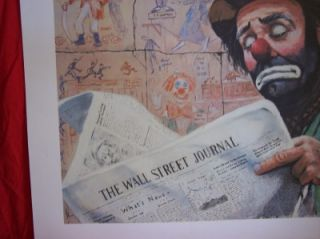 emmett kelly wall street journal by b l j