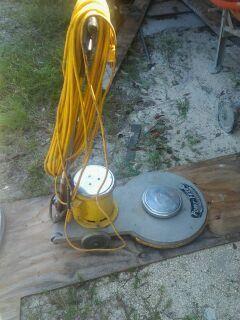 flite precision balanced ultra high speed 1170 Electric Floor Buffer