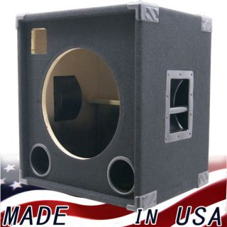1x15 Withtweeter Empty Bass Guitar Speaker Cabinet