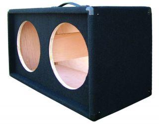 G212ST E Dual 12 Empty Guitar Speaker Cabinet