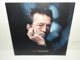 Eric Clapton Pilgrim Tour 1998 Program