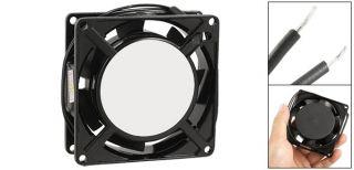80 x 80 x 25mm AC 110 120V Heat Elimination Axial Cooler Fan
