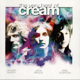 Eric Clapton Ginger Baker Jack Bruce The Very Best of CREAM 20trk