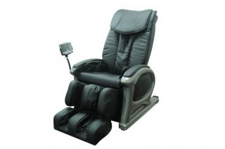 New Electric Shiatsu Massage Chair Recliner Salon Spa Beauty Office