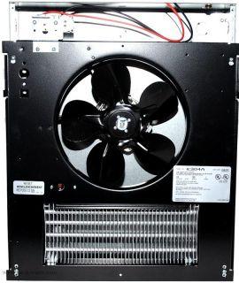 New White Q Mark Wall Heater Vent 208 V 6 000 BTU Model