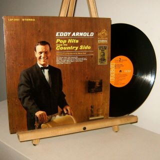 Eddy Arnold Eddy Arnold Pop Hits from the Country Side RCA Victor 1964