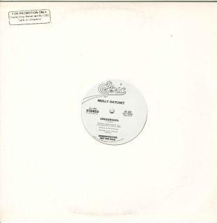 MOLLY HATCHET CROSSROADS 12 White Label Promo Single EPIC 1977
