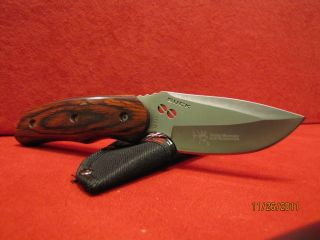 BUCK 480 ROCKY MOUNTAIN ELK FULL TANG HUNTING SKINNING KNIFE 8 5