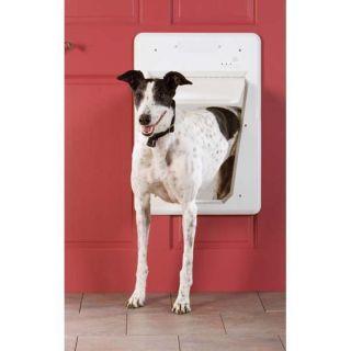 New PPA11 10709 PetSafe Smartdoor Electronic Dog Door L